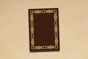 Arabic Frame