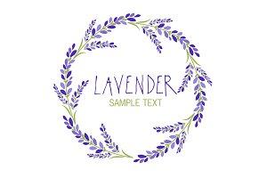 Lavender Edition VII (Logos)