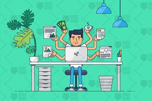3 Professional Workplace Concepts