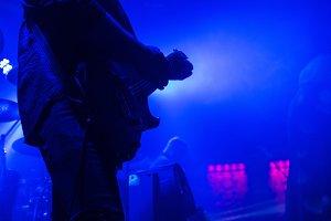 rock concert music