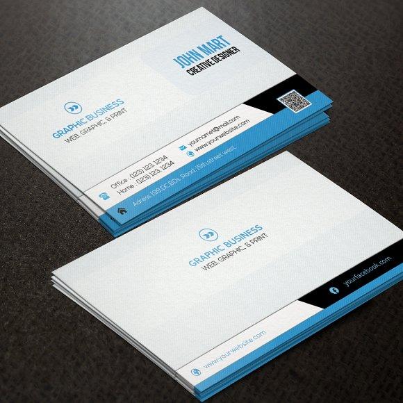 Creative Business Card v.15 - Business Cards