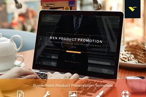 Present Your Product Now! Powerpoint