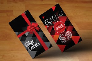 Multi Use Gift Voucher Template