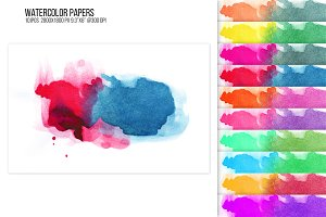 Watercolor Backgrounds Wallpaper