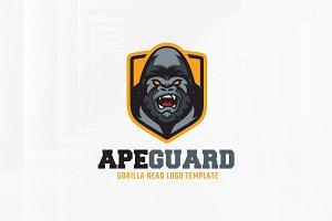 Ape Guard Logo Template