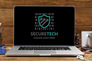 Securetech Logo