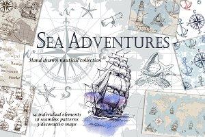 Big Collection - Sea Adventures