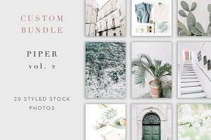Custom Bundle | Piper vol. 2