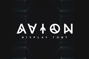 Avion | Display Font