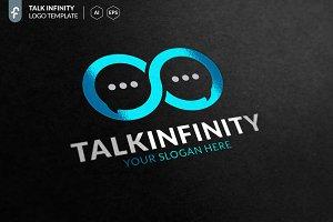 Talk Infinity Logo