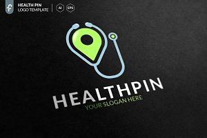 Health Location Logo