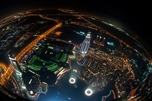 Dubai - From the Burj