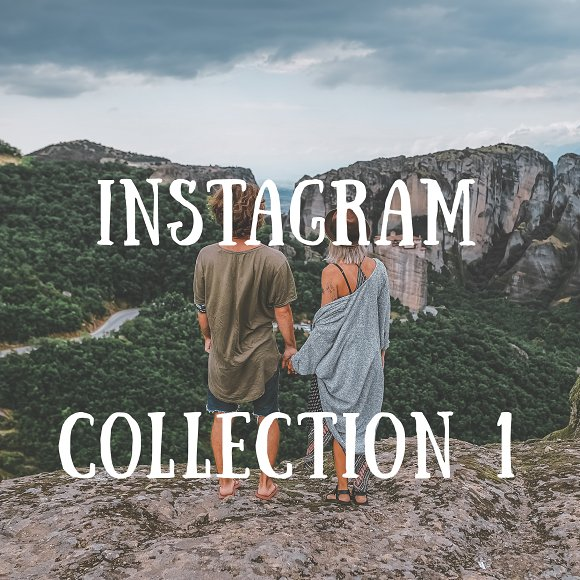 Collection LR Presets Instagram 1