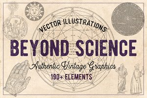 190 Vintage Astrology & Alchemy