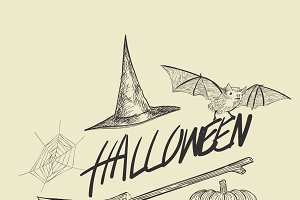 Illustration of Halloween