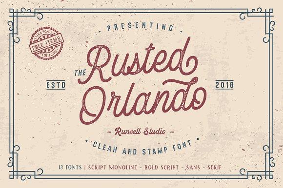 Rusted Orlando Extras
