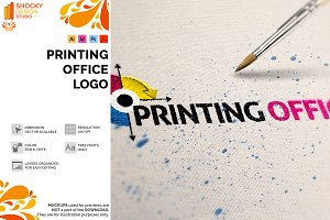 Printing Office Logo