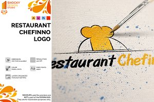 Restaurant Chefinno Logo
