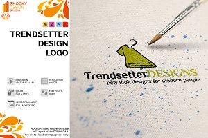Trendsetter Design Logo