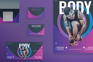 Print Pack | Gym Training