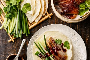 Peking Duck serving size