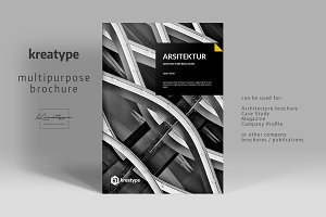 Kreatype Multipurpose Brochure