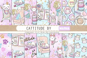 CATTITUDE digital papers