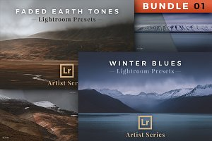 Artist Series – Lightroom Bundle 01