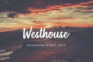 Westhouse Script - Font
