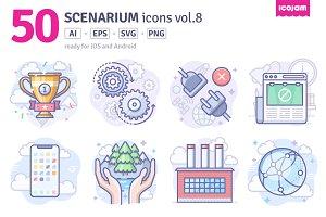Scenarium icons vol.8