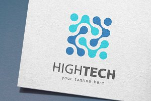 High Tech Logo