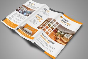 Interior Trifold Brochure 01