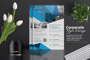 Flyer–Multipurpose Design