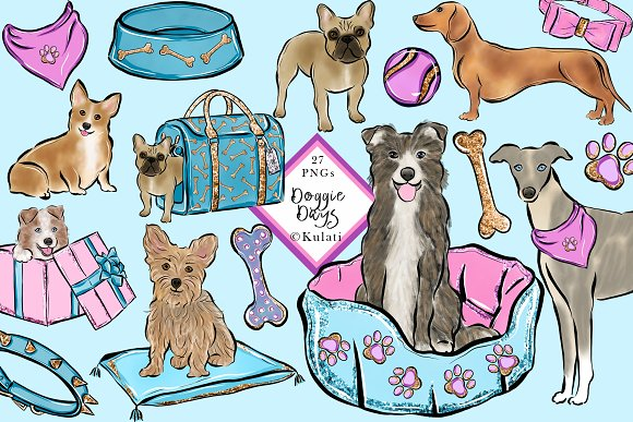 Dog Clipart Dog Graphics