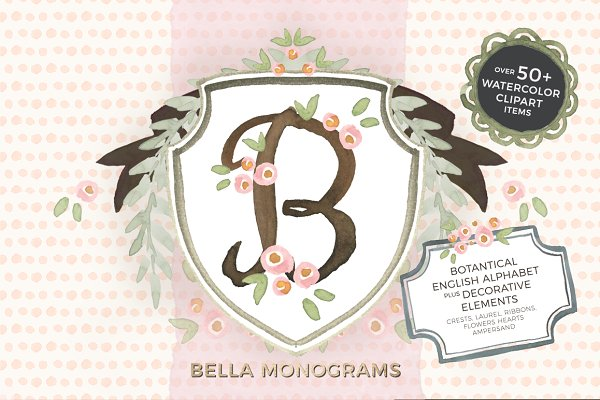 Bella Monogram Creator