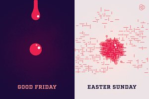 Good Friday & Easter Sermon Kit