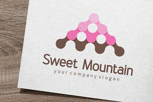 Sweet Mountain Logo