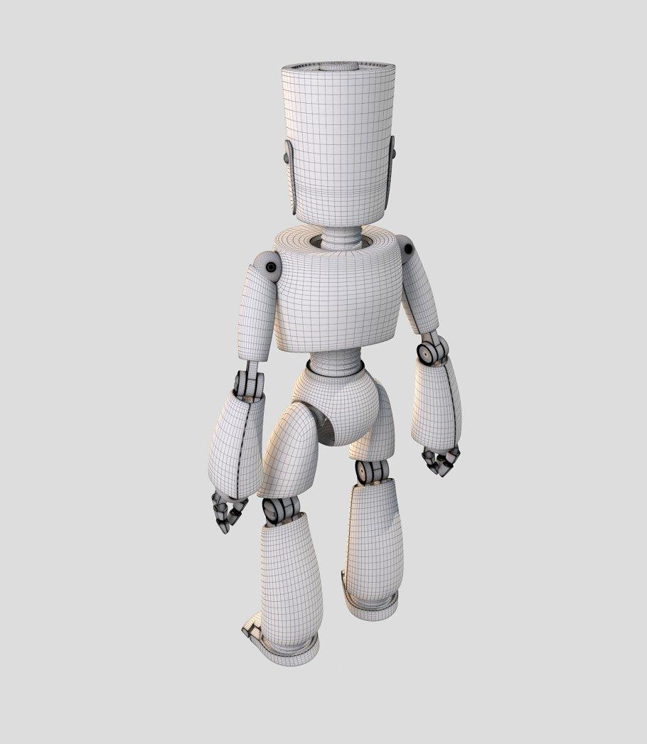 Robot ~ Fantasy ~ Creative Market