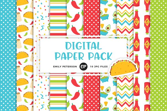 Taco Digital Papers