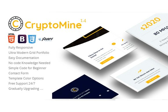 Cryptomine Crypto Currency Wallet