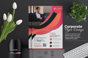 Corporate Flyer– Multipurpose