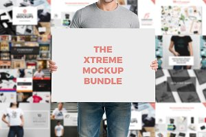 89% Off - 170 Mockups For $49 Only