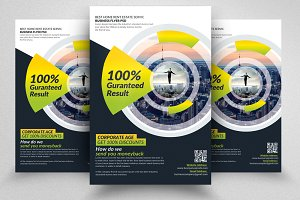 Industry Business Flyer Templates