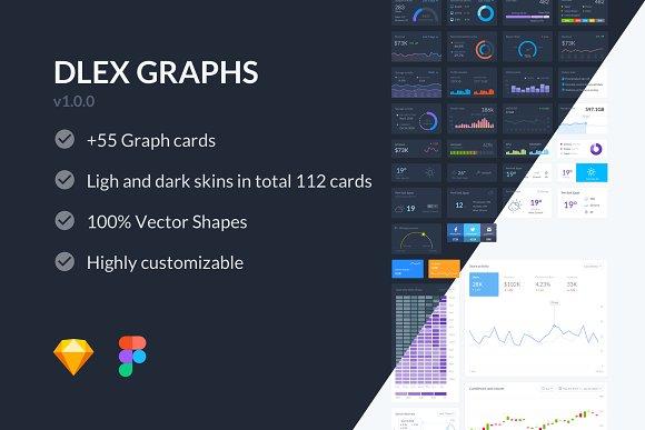 Dlex Graph UI Kit