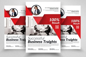 Business Audit Flyer Templates