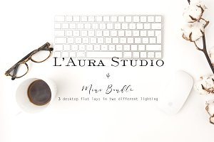 Desk Styled Stock Photo Bundle