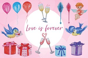 Love is forever - Mega Pack