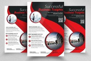 Company Stretagies Flyer Templates