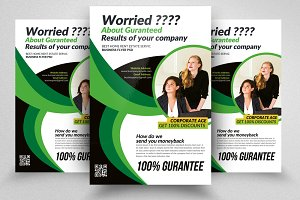 Corporate Association Flyer Template