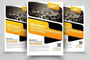 Business & Corporate Flyer Templates